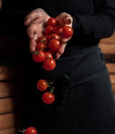 עגבניות שרי-ארוז