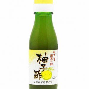 מיץ יוזו 100% סחוט טבעי